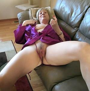 Pussy older Hot Older